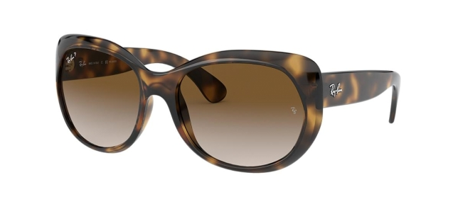 RB 4325 710T5 HAVANA POLARIZED