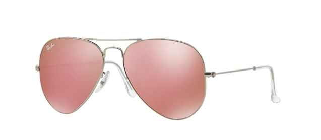 RB 3025 019/Z2 AVIATOR™ LARGE METAL FLASH LENSES