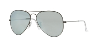 RB 3025 029/30 AVIATOR™ LARGE METAL FLASH LENSES