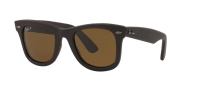 RB 2140 QM 1153/N6 WAYFARER® LEATHER POLARIZED