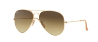 RB 3025 112/85 AVIATOR™ LARGE METAL GRADIENT