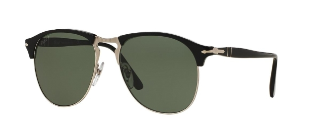 PO 8649 Black Polarized 95/58
