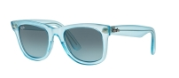 RB 2140 6055/4M ORIGINAL WAYFARER® TRANSPARENT