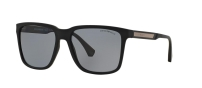 EA 4047 Black Rubber Polarized 506381