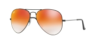 RB 3025 002/4W AVIATOR™ LARGE METAL FLASH LENSES